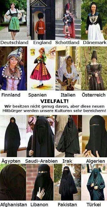 Europäische-Vielfalt